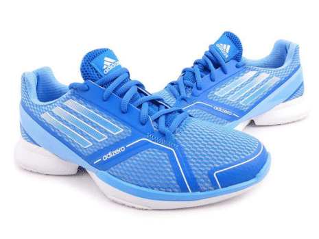 Blue Comprehensive Training Shoes
