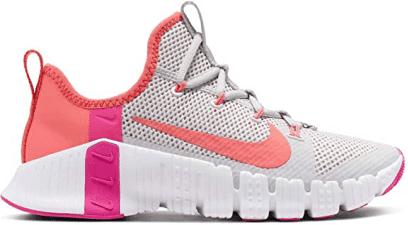 Powder Grey Comprehensive Training Shoes