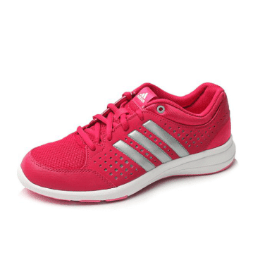 Red Comprehensive Training Shoes