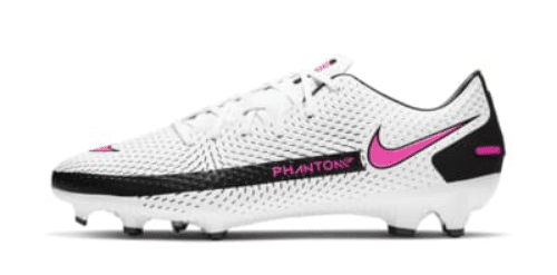 White football boots